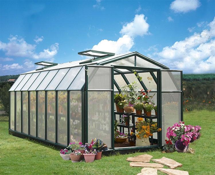 Garden Greenhouse Types