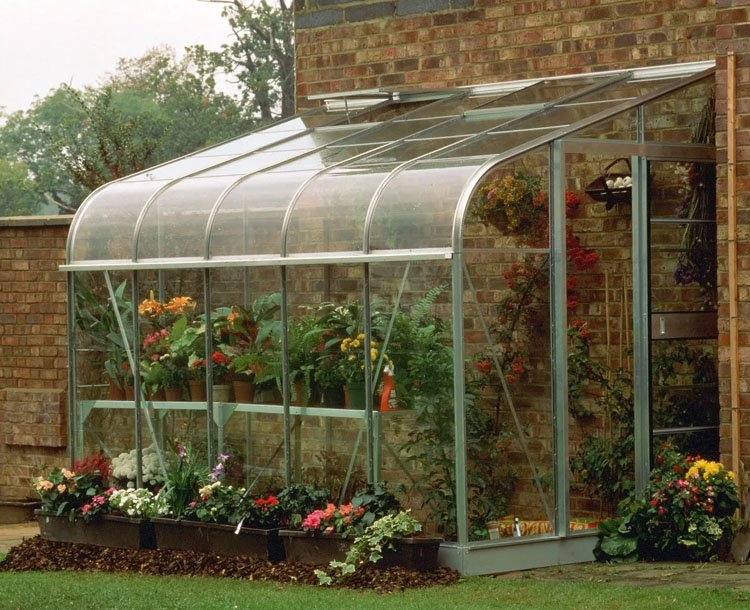The Attached Greenhouse